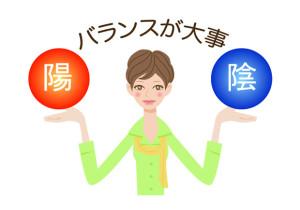 東洋医学 バランス